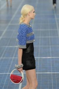 Chanel - Runway RTW - Spring 2013 - Paris Fashion Week