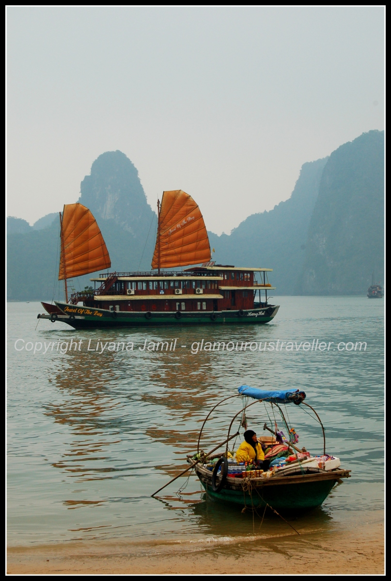 Hanoi and Halong Bay in a nutshell
