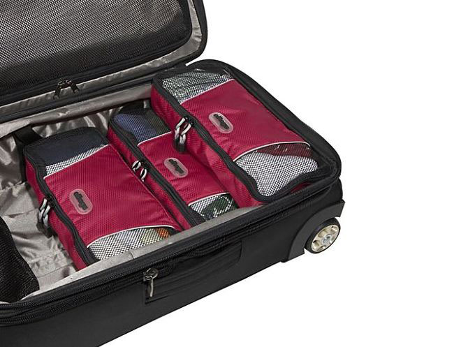 how to pack a suitcase for maximum space