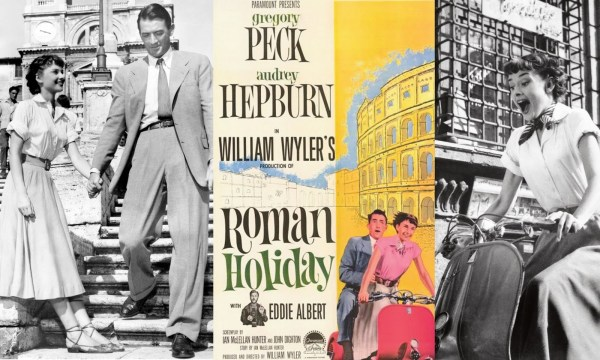 Roman Holiday Board