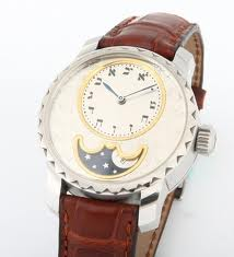Aramaic watch