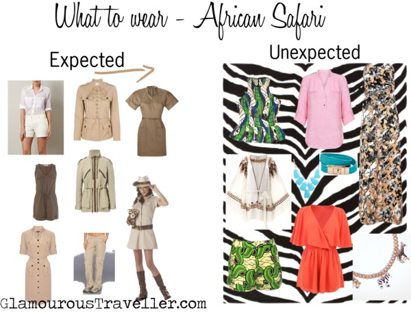 Whattowear_African Safari